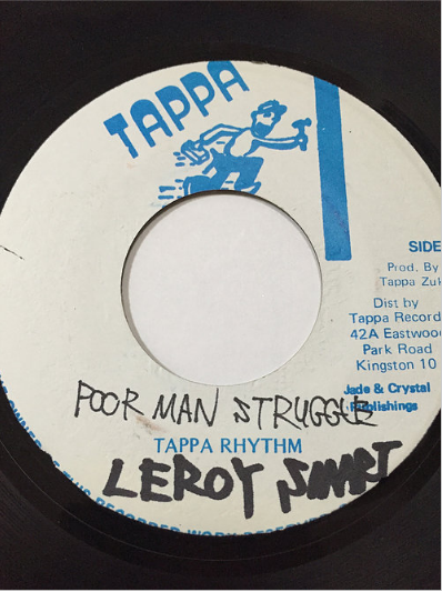 Leroy Smart(リロイスマート) - Poor Man Struggle【7'】