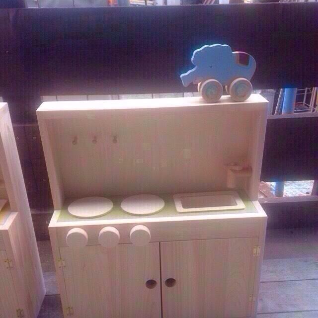 ミニ ままごとキッチン
