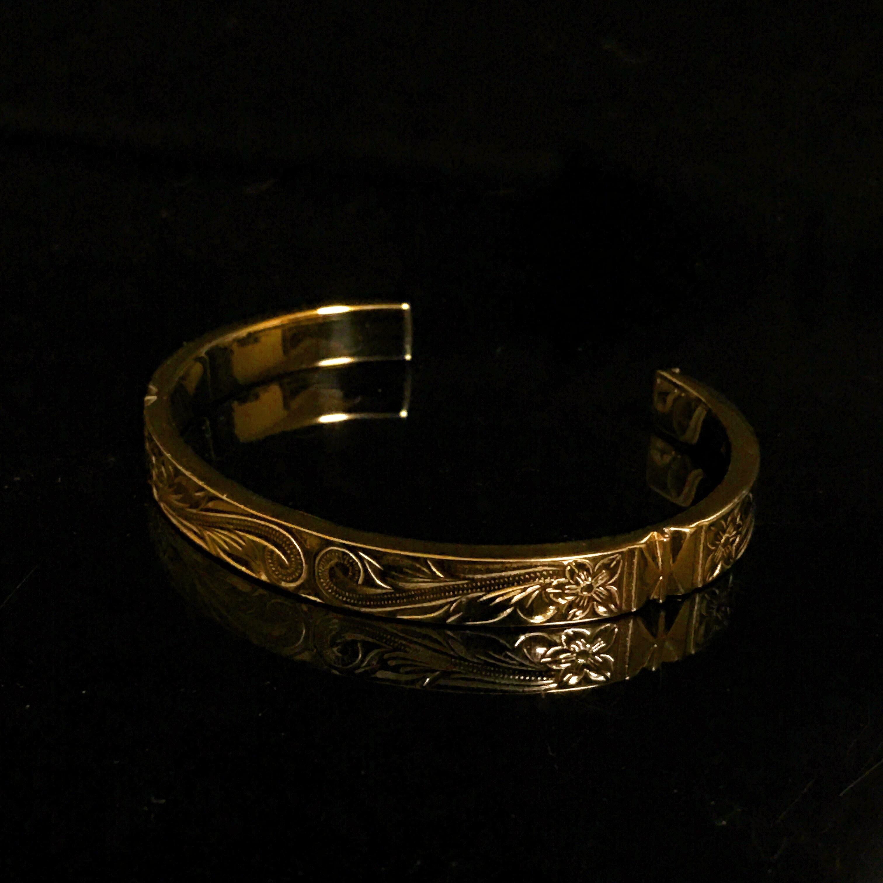 Hawaiian jewelry bangle(中)