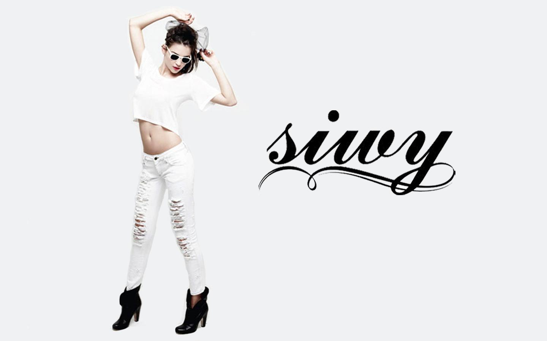 Siwy/シーウィー Hannah Snowstorm/ハンナー・スノーストーム ダメージデニム