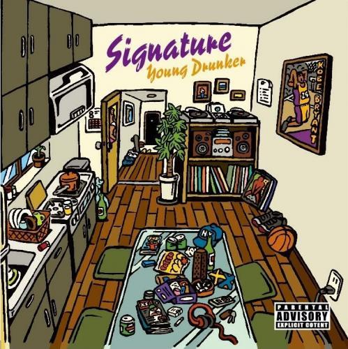 [CD] YOUNG DRUNKER / SIGNATURE