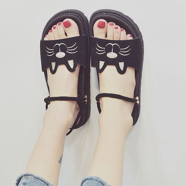 【shoes】ファッション切り替え人気サンダル22217813