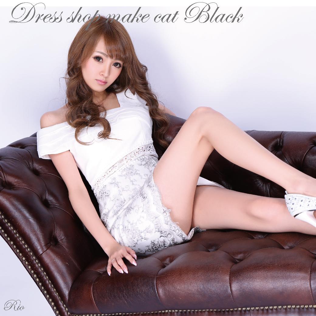 make cat original catalog   ミニドレス(S,Mサイズ) ¥22,464- (税込)an AOC-2300キャバドレス パーティー ドレス