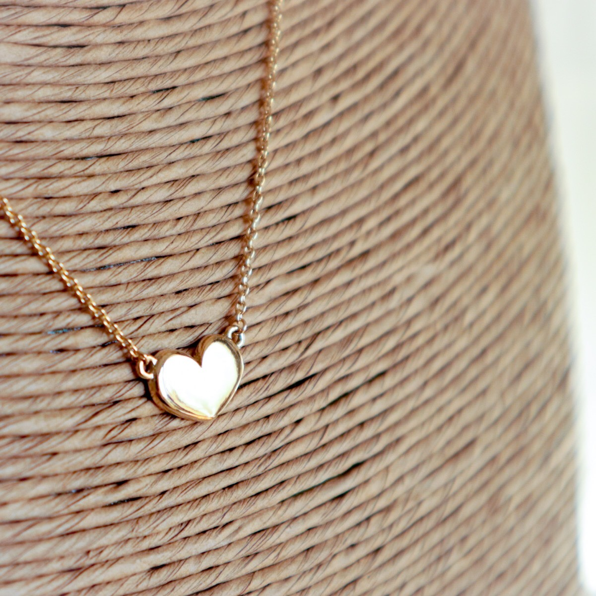 Heart Necklace (N18-23)