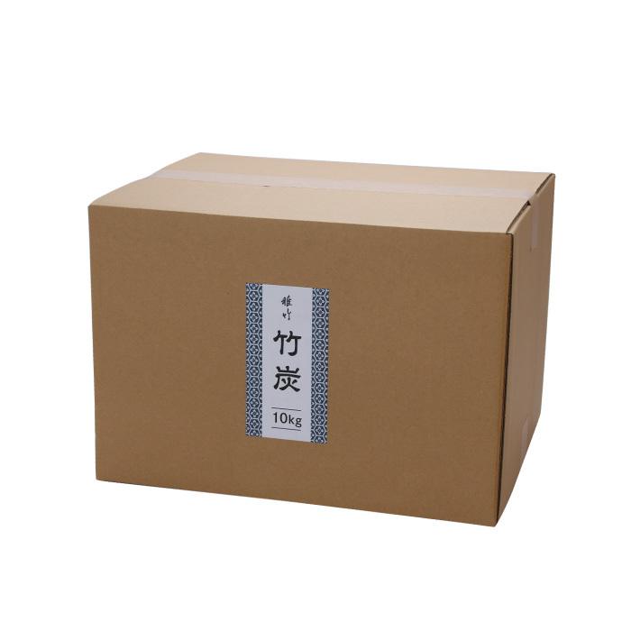 竹炭10kg(箱入) 【93-518】