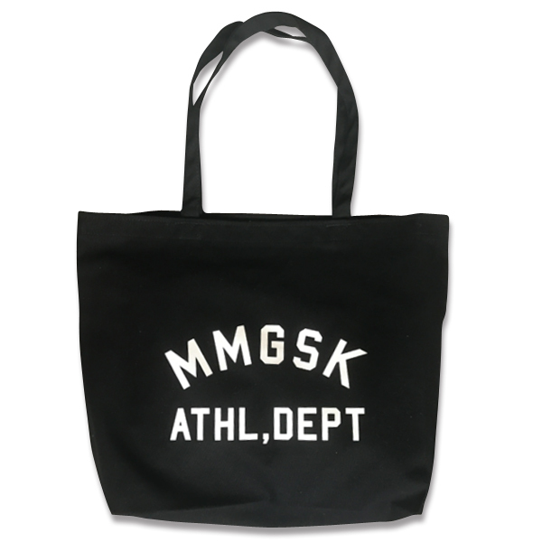 MM CANVAS TOTE / Black