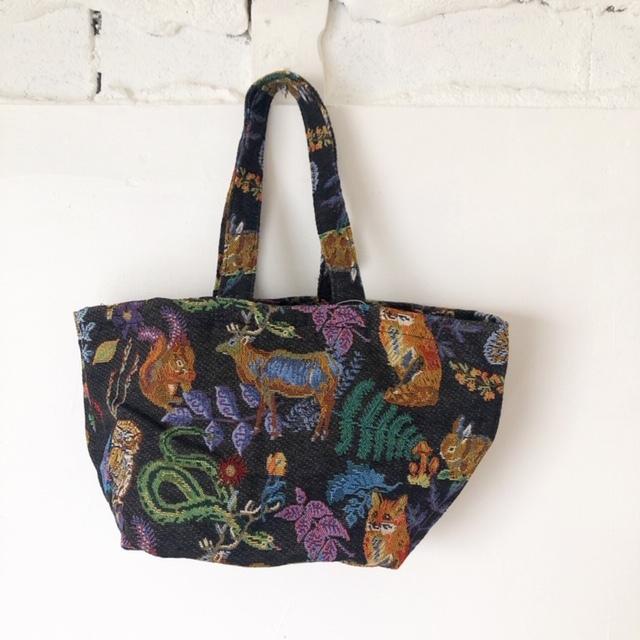 "Nathalie Lete Mini Bag ""Forest"""