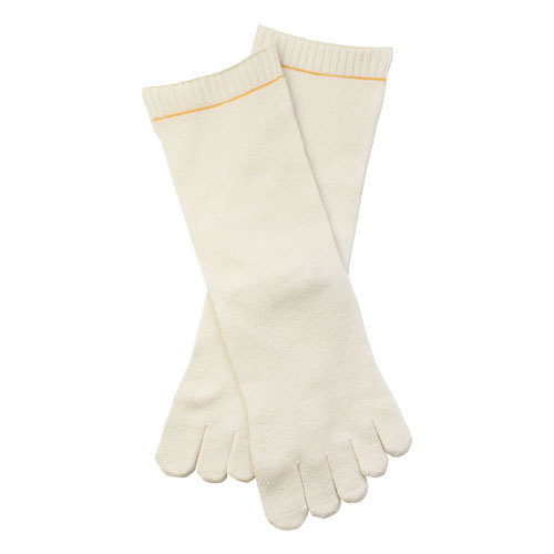 内絹外ウール5本指靴下 Mサイズ(単品)