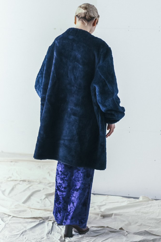 Dutch Military Fur Liner Jacket