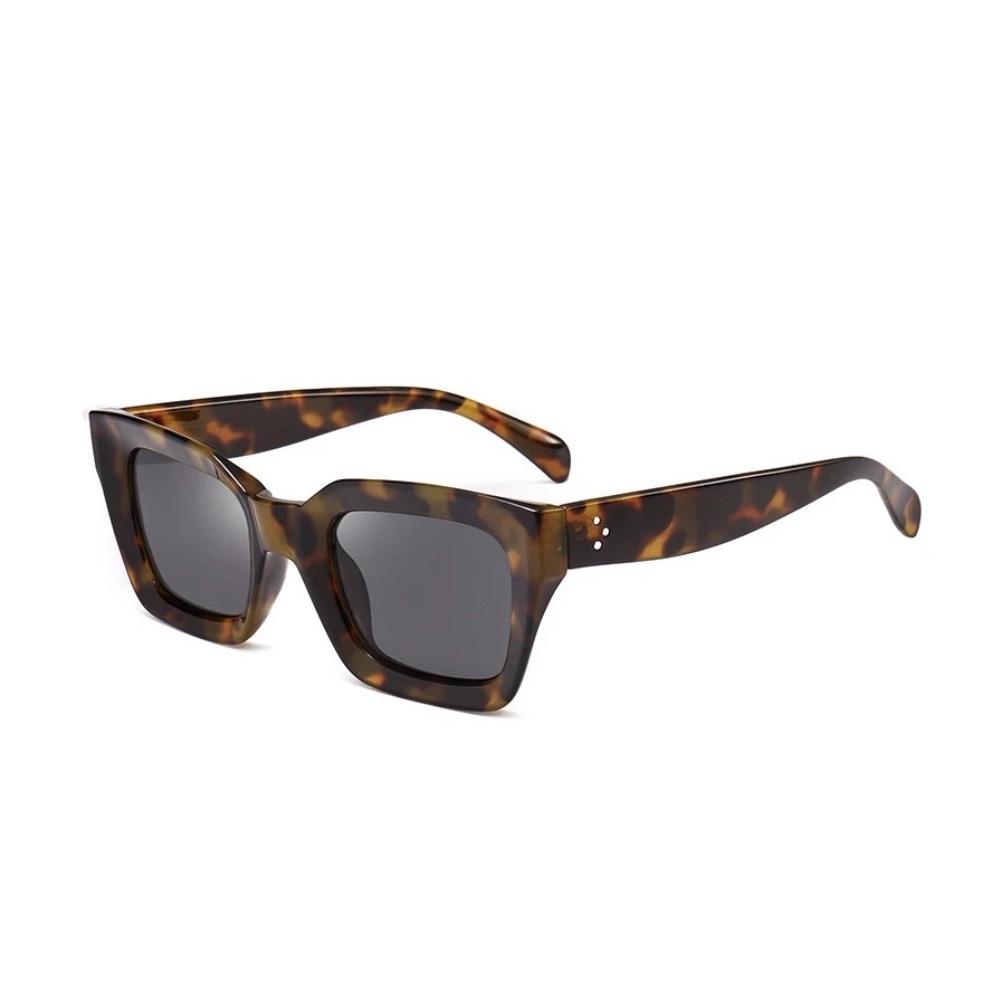 【Select】Square Sun Glasses