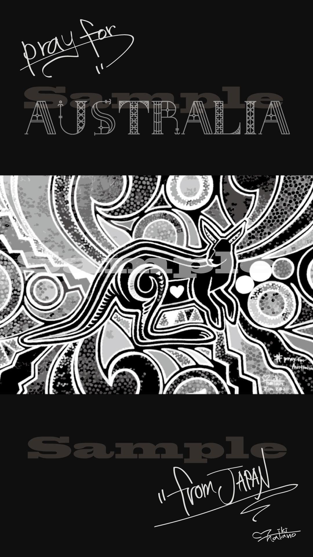 Pray for Australia 3-B (1920x1080 pixel)