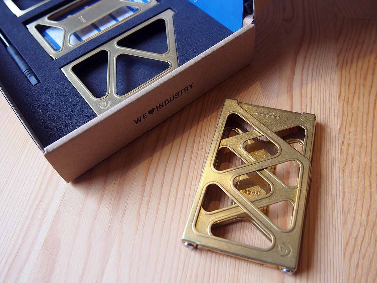 Brass Cardcase (SELF-BUILD) - 画像2