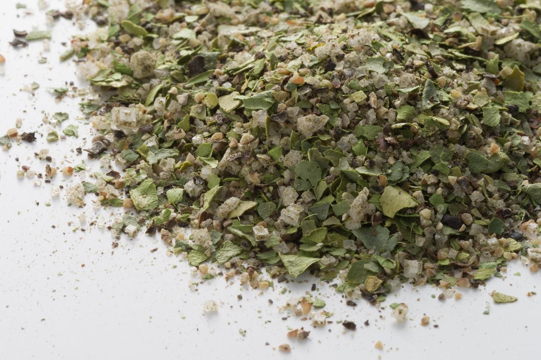La Plantation アジアンミックス 25g(カンポットペッパー、海塩、こぶみかんの葉)