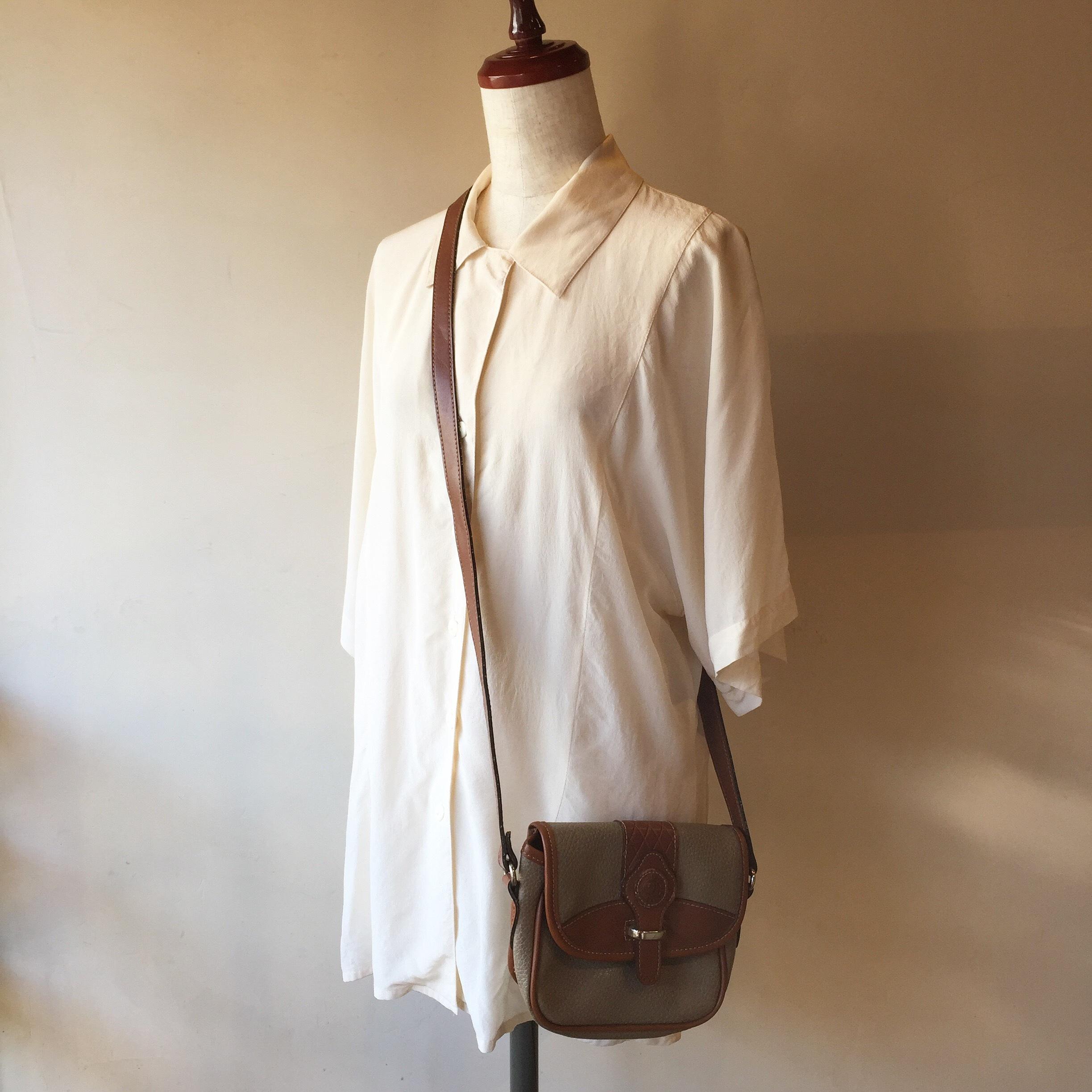 vintage design silk shirts