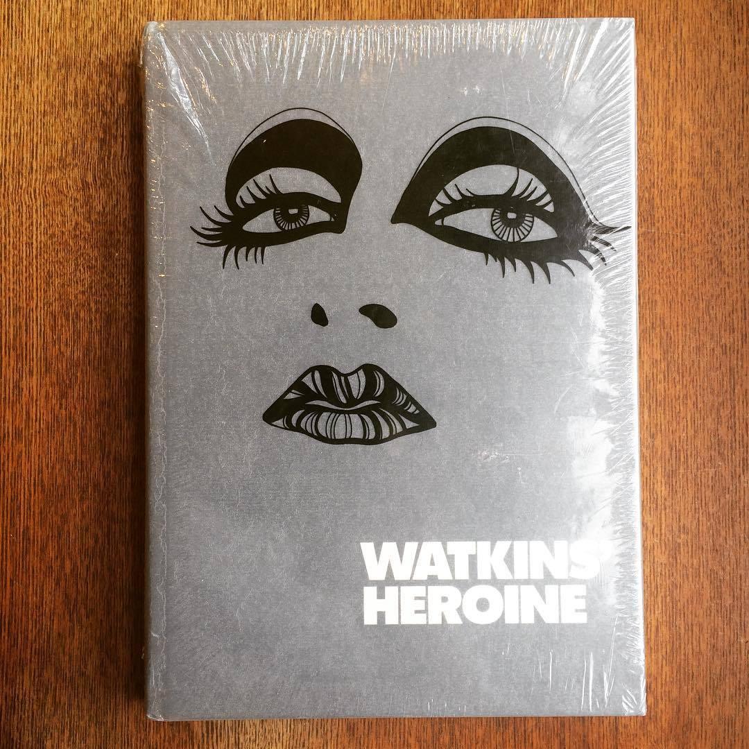 リーゼロッテ・ワトキンス イラスト集「Watkins' Heroine/Liselotte Watkins」 - 画像1