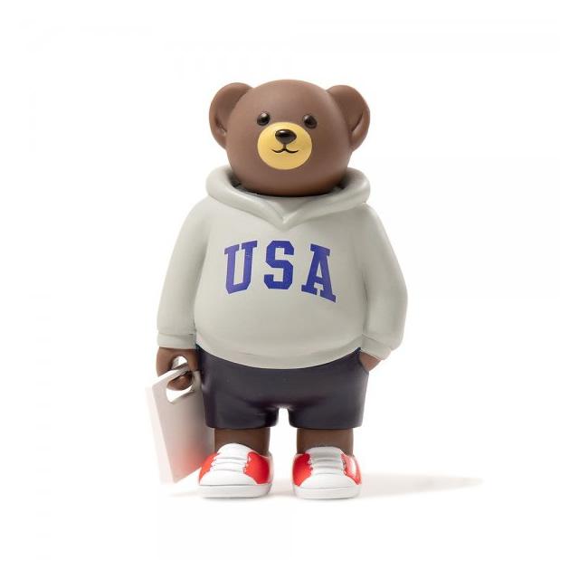 """WICKED BEAR """"USA BEAR"""""""