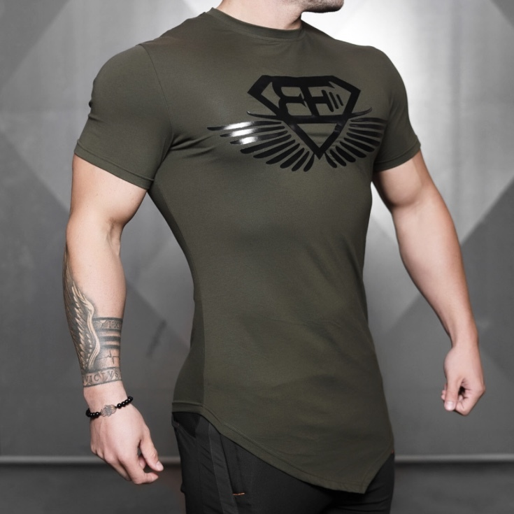BODY ENGINEERS Engineered Life Prometheus 3.0 – Army Green