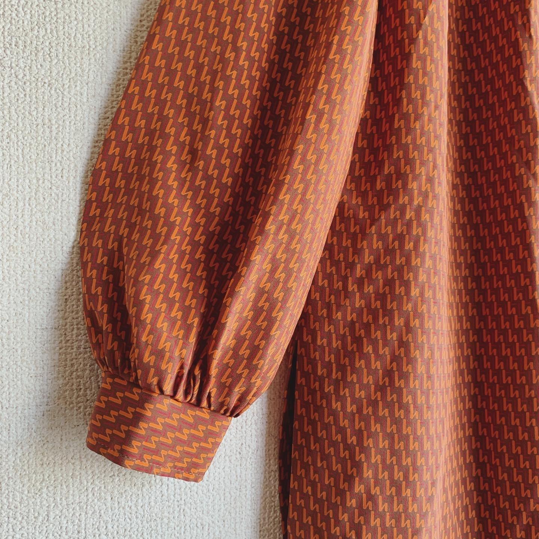 【SALE】vintage design blouse
