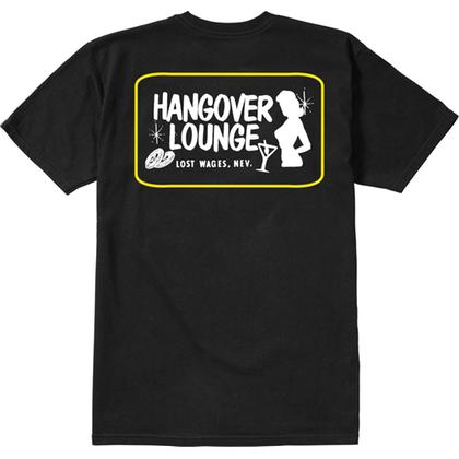 EMERICA HANGOVER BLACK T-SHIRT