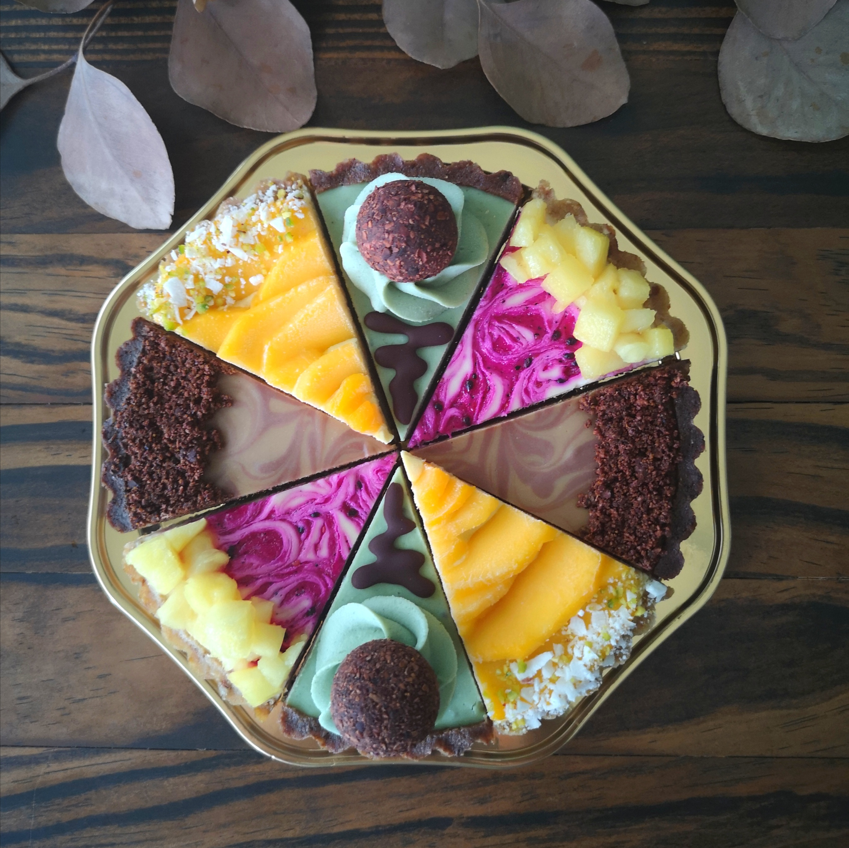 【ご予約のお客さま専用です】季節のローケーキアソートセット Vol.10