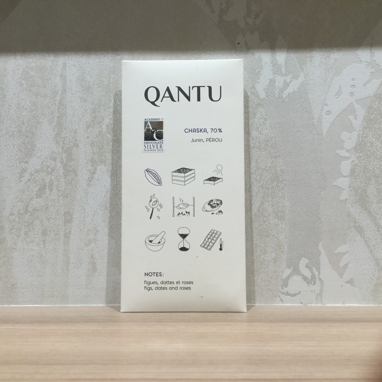 【QANTU/カントゥ】チャスカ70%ジュニン