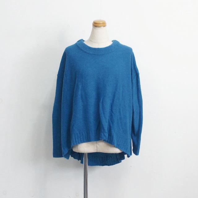 NARU ナル フレアニットプルオーバー レディース ニット フレア 長袖 ゆったり あったか 通販 (品番631700)