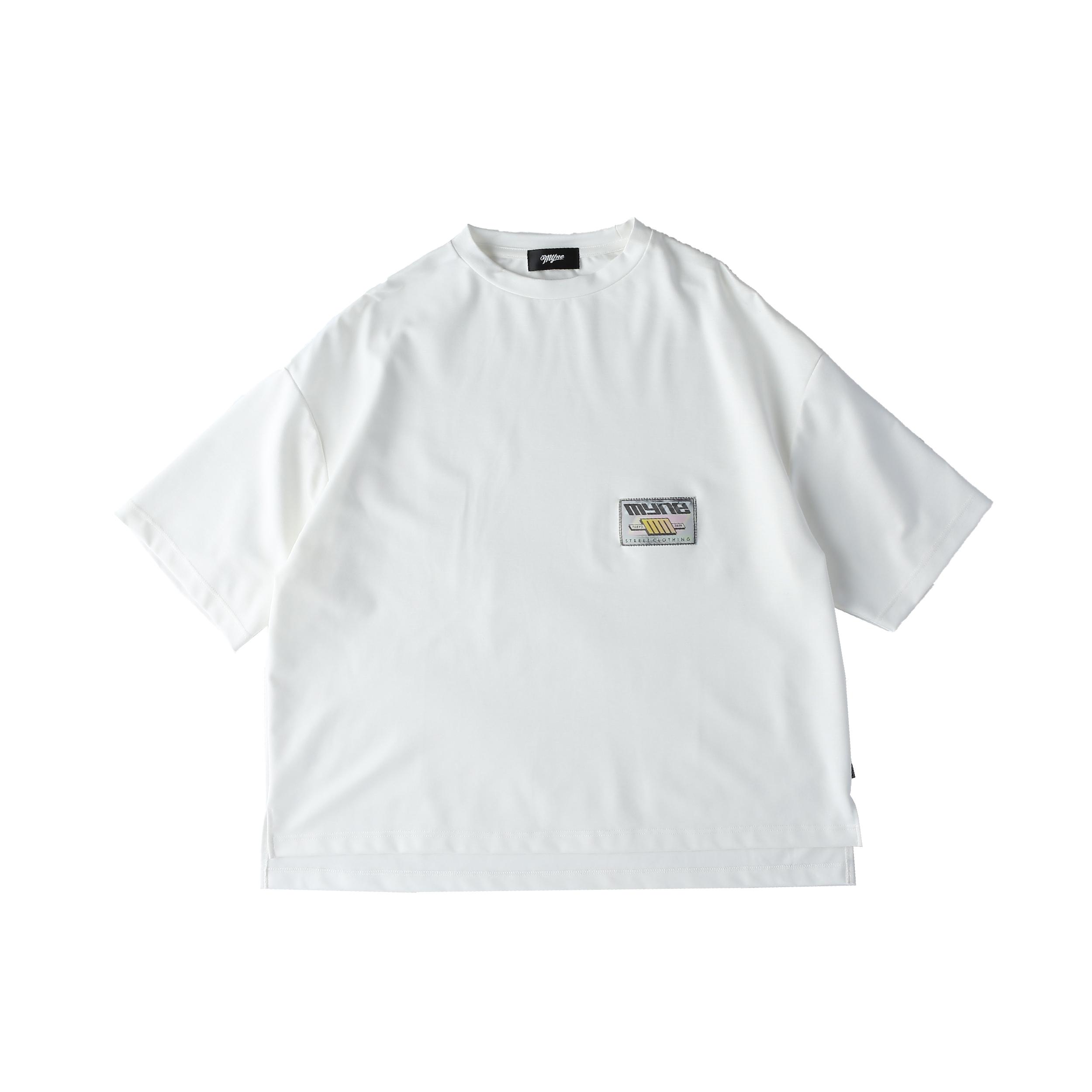Wappen T-shirt / WHITE - 画像1