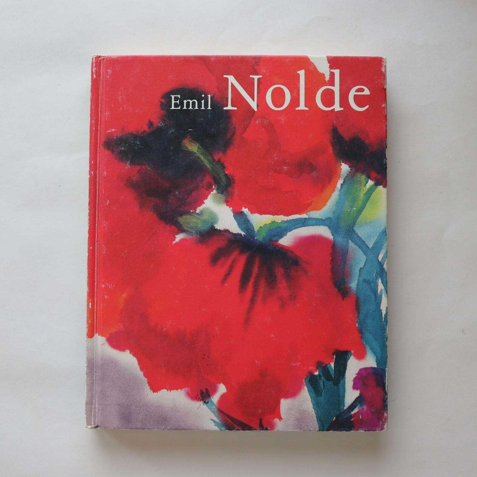 エミール・ノルデ(Emil Nolde)展 図録