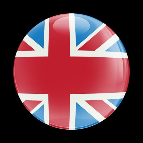 ゴーバッジ(ドーム)(CD0225 - FLAG UK HERITAGE) - 画像1