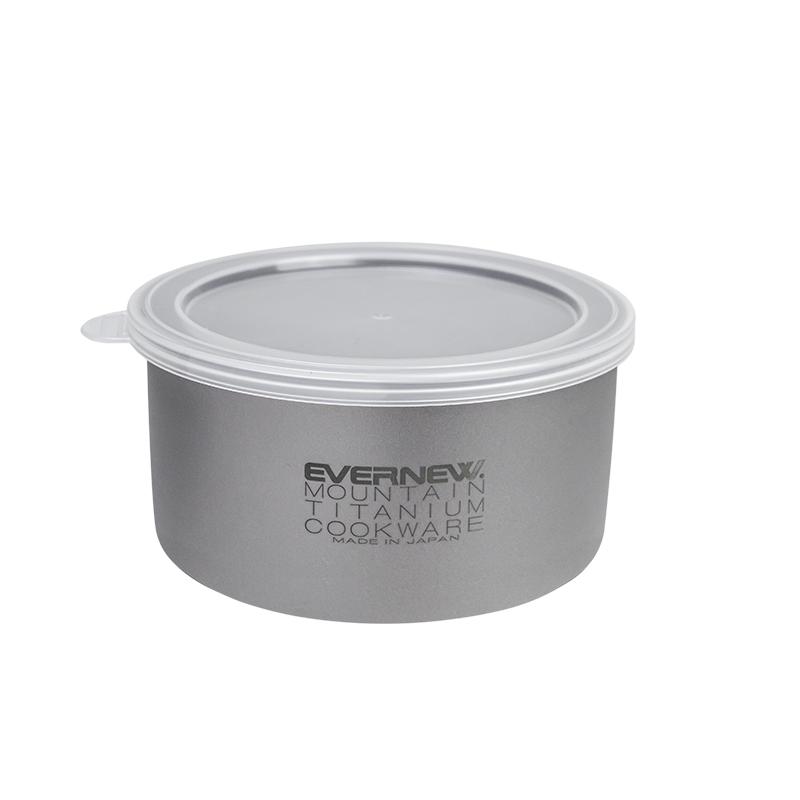EVERNEW Ti Storage pot 560 エバニュー