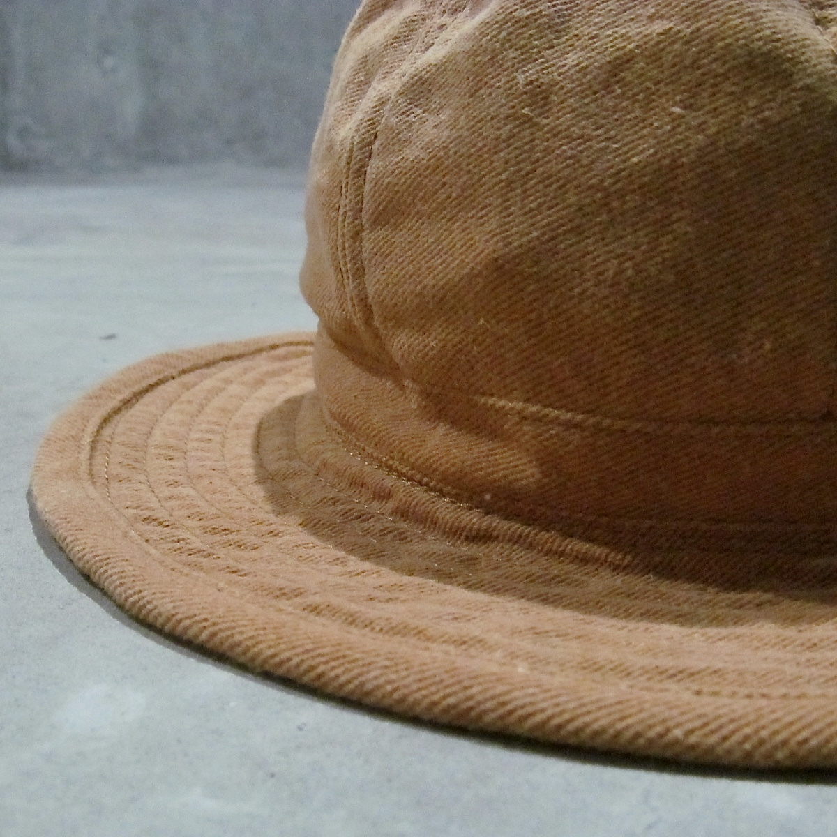 BROWNCANVAS MODIFIEDHAT(L)
