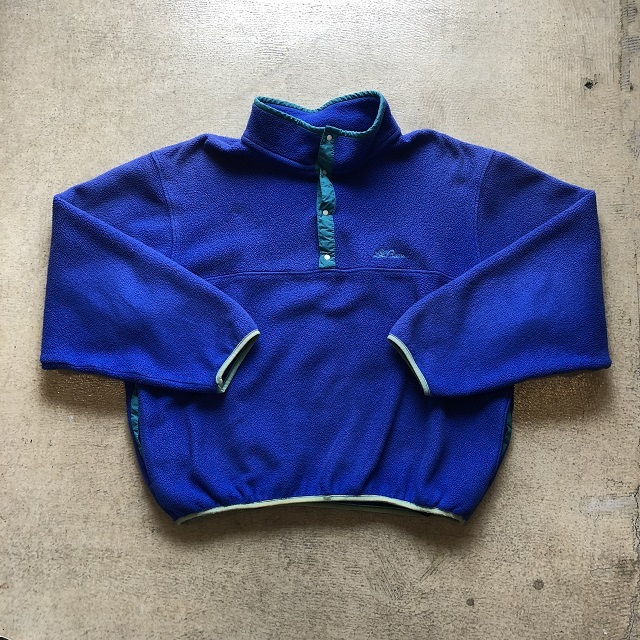 LLbean Fleece Jacket 80's