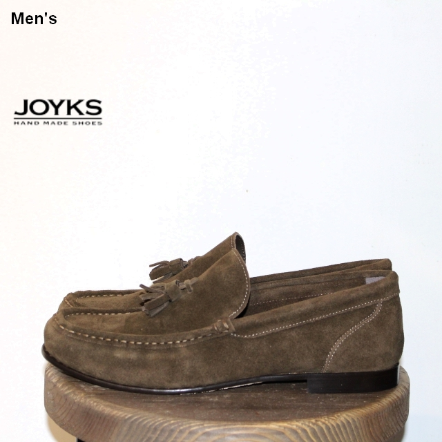 JOYKS タッセルローファー Tassel Loafer 1662 (DARK BROWN)