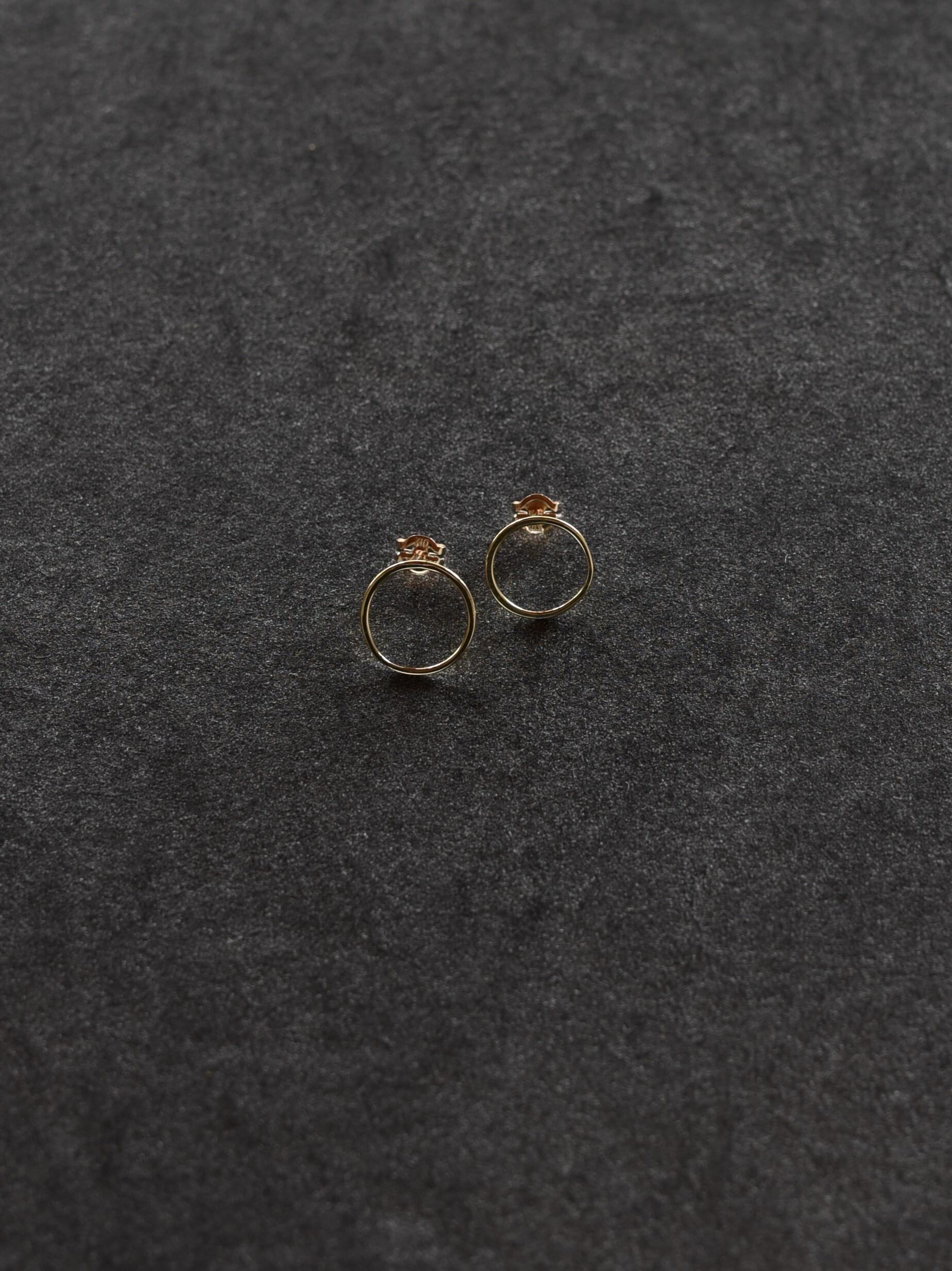 accessories mau|P-105 サークルピアス