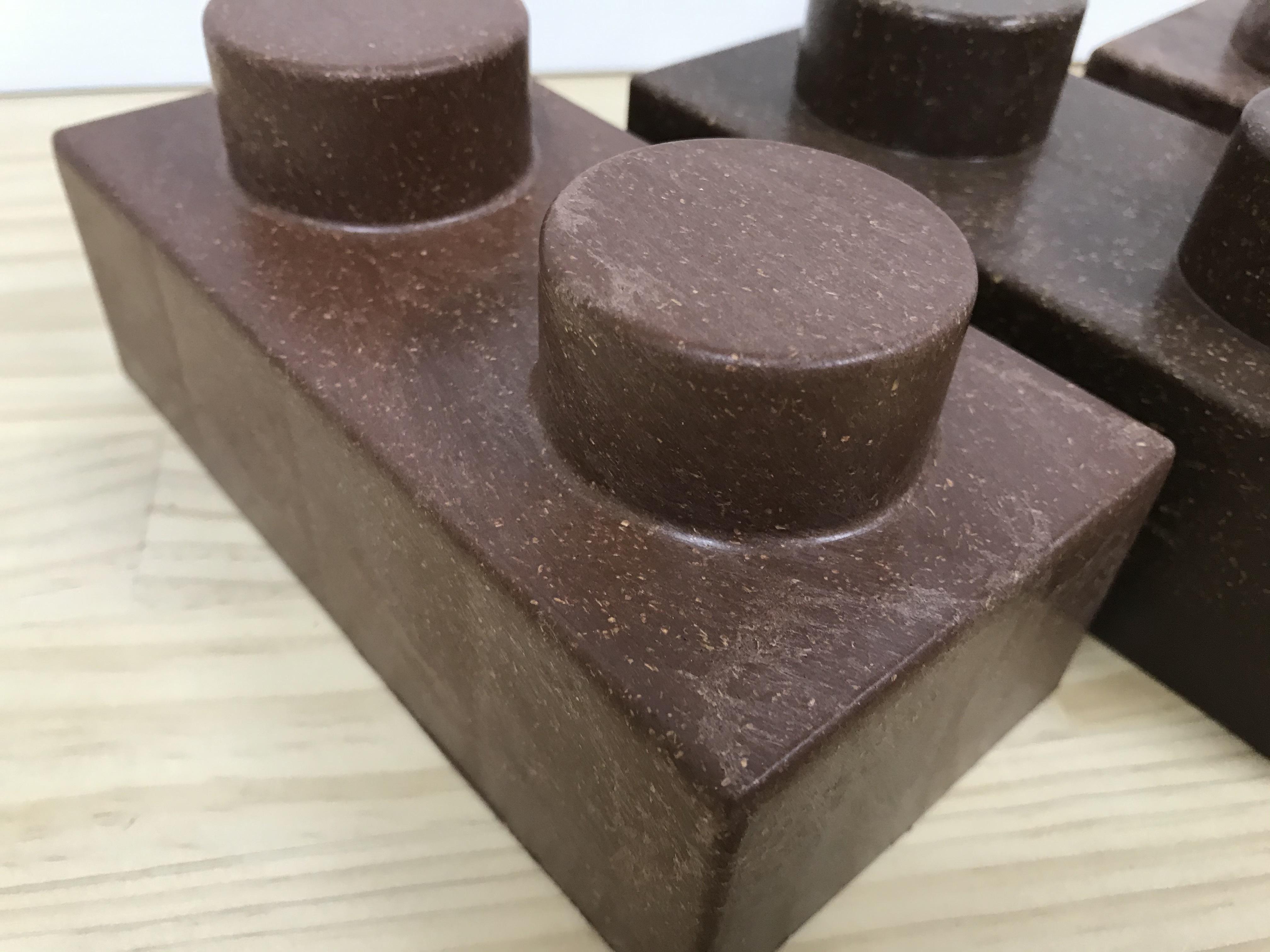【特価セール】 [色ブレ品] レンブロック ベンガラ ガーデン用 数量限定