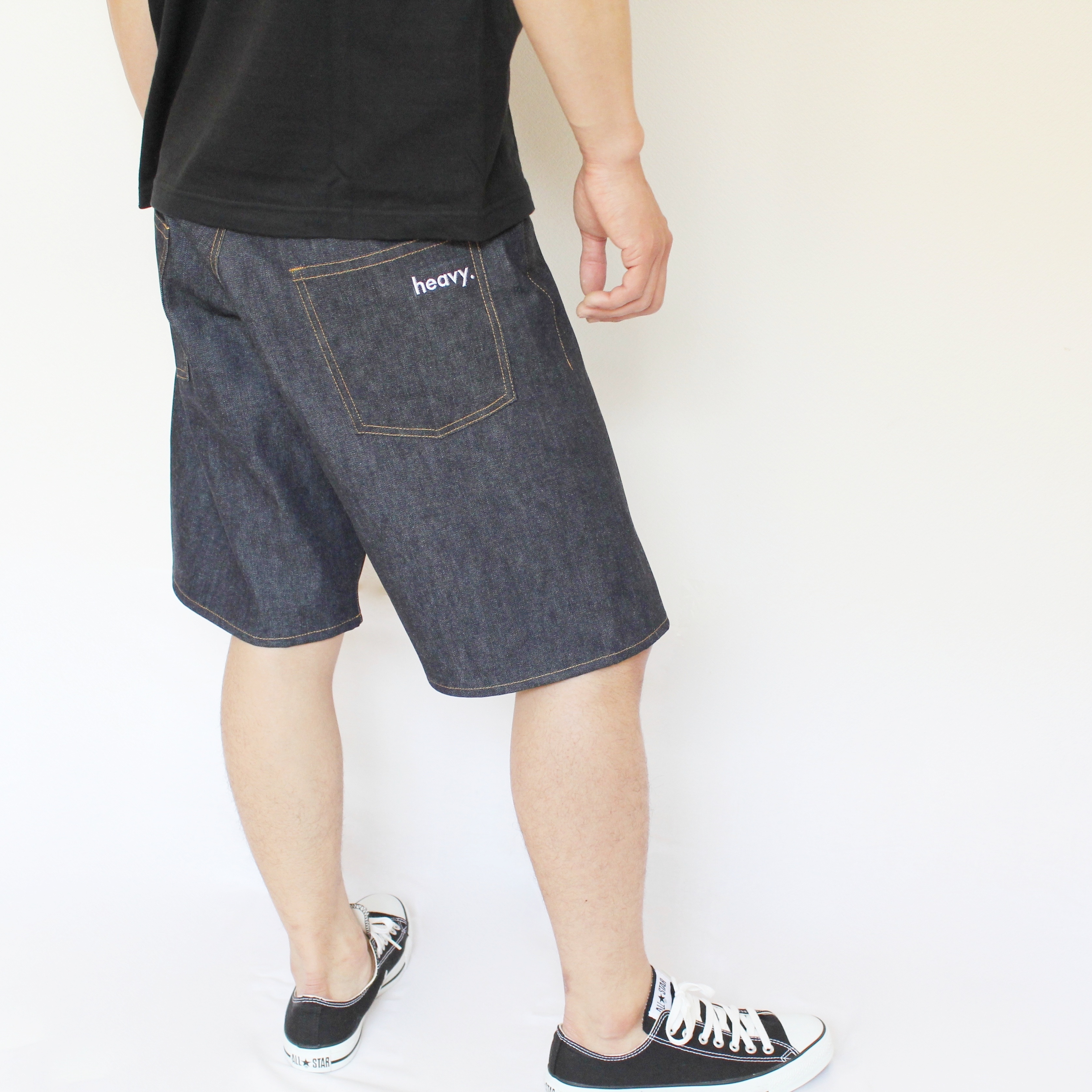 boy shorts LOGO - 画像1