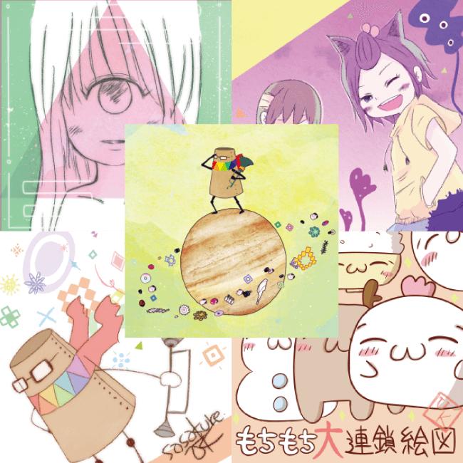 sasakure.UK ステッカーコレクション Vol.1 - 画像1