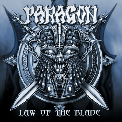 "PARAGON ""Law Of The Blade""日本盤"