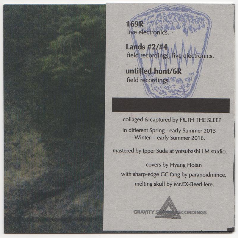 GUILTY C. - Lands #2/#4  CD - 画像3