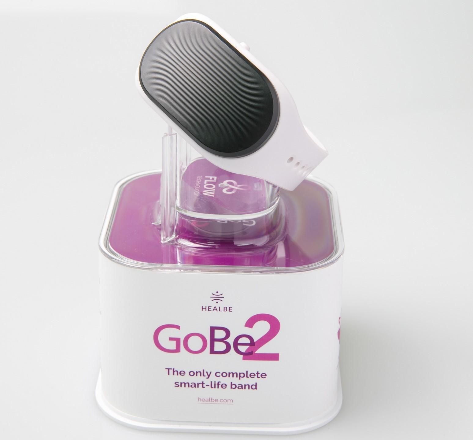 GoBe2_White 今ならEdyバンドも無料プレゼント‼