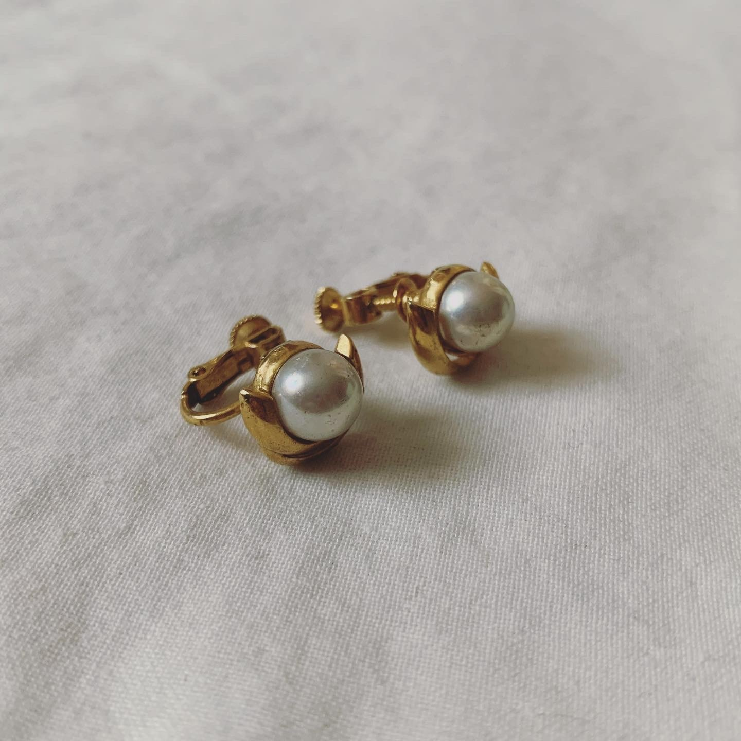 vintage design earring
