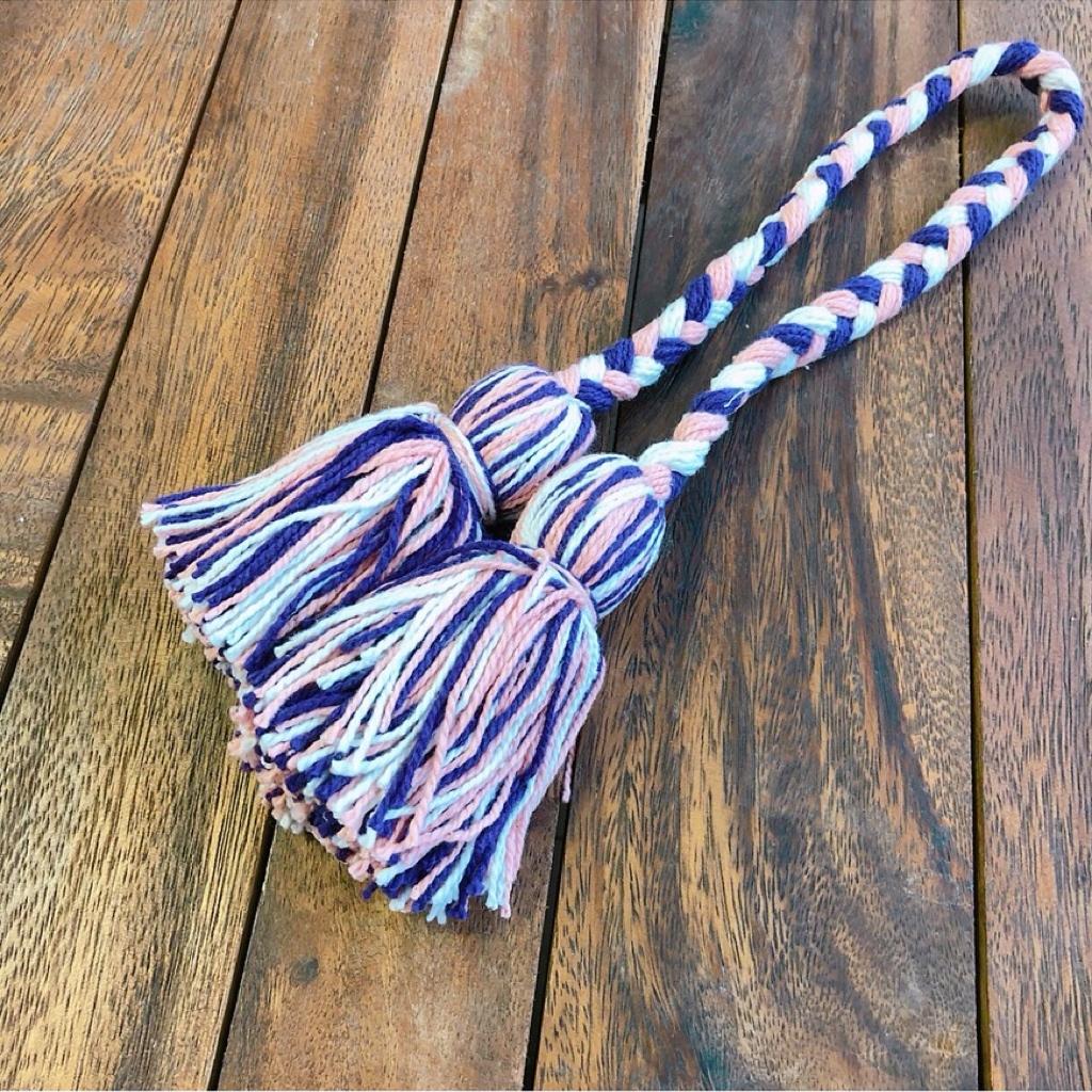 Tassel - Purple R