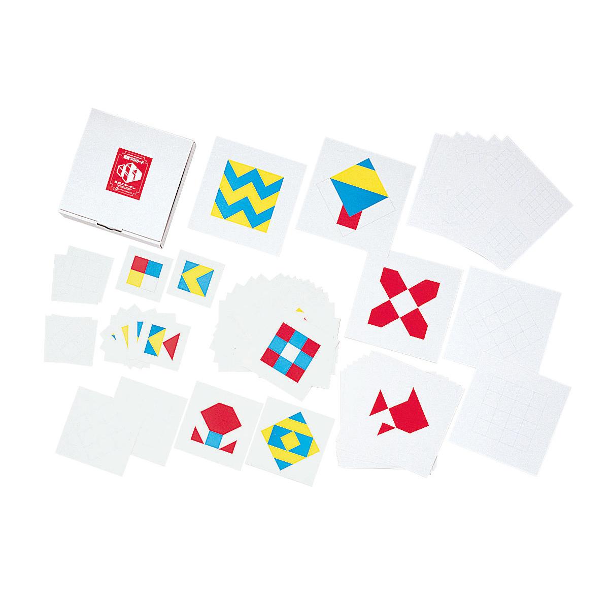 模様づくり カード