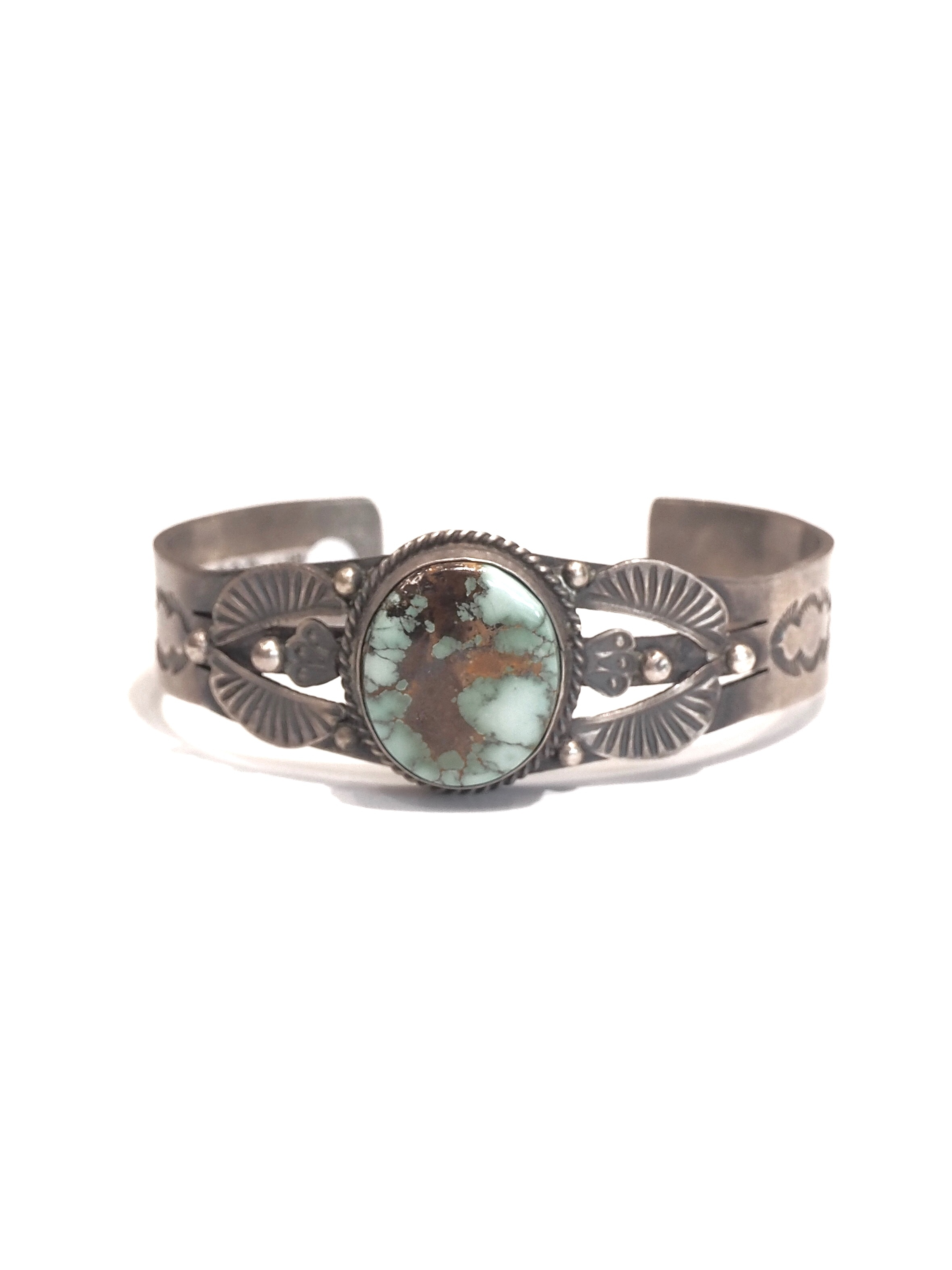 【navajo bangle】TURQUOISE