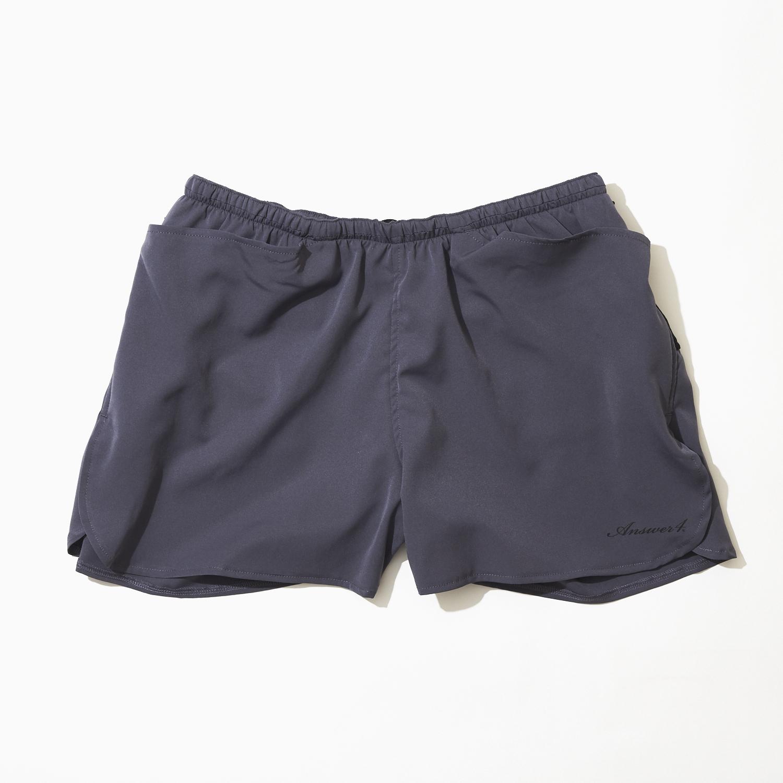 ANSWER4 3Inch Short Pants (Gray)