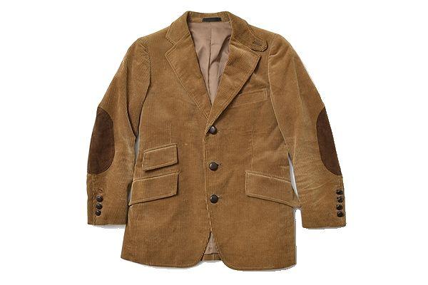 Ralph lauren sizeS couduroy elbow jacket/polo