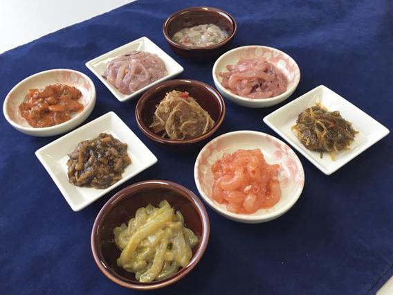 布目の生鮮珍味ギフト『海鮮紀行9点』※送料無料