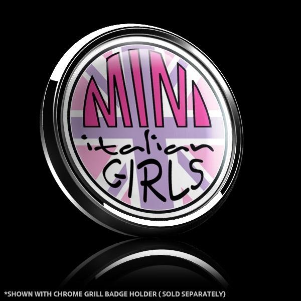 ゴーバッジ(ドーム)(CD1105 - CLUB MINI ITALIAN GIRLS) - 画像5