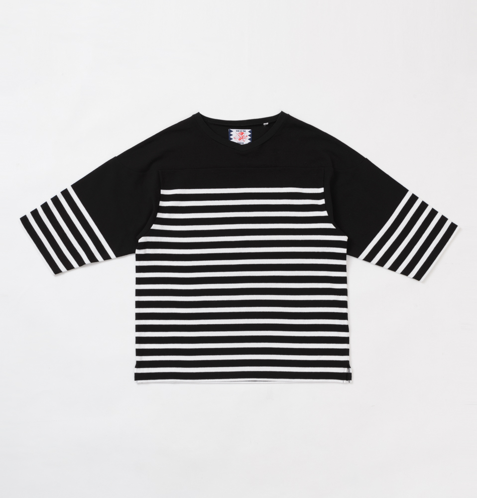 【SON OF THE CHEESE】HOCKEY BOARD SHIRTS(BLACK)