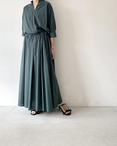 プルオーバーシャツ / SIWALY